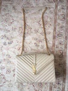 Ysl Style Envelope Bag