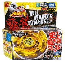 TAKARA TOMY Hell Kerbecs / Hades Kerbecs Beyblade BD145DS BB-99 USA SELLER