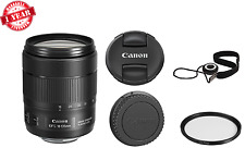 Canon EF-S 18-135mm f/3.5-5.6 IS USM Wide Angle Zoom Lens NEW! *1276C002*