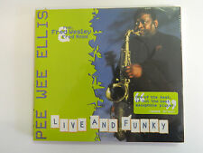 Pee Wee Ellis - Live and Funky Feat. Fred Wesley CD NEU & OVP