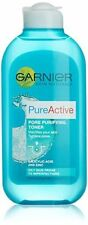 Garnier Pure Purifying Tonic Lotion Anti-Imperfection For Oily Prone Skin 200ml