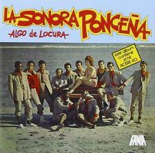 Algo De Locura ~ La Sonora Poncena (CD, 2010 Fania Codigo) LN