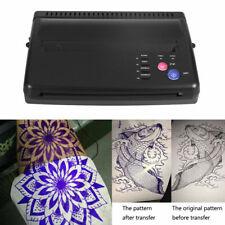 Pro A5 A4 Tatuaggi Tattoo Transfer Copier Stampante Termica Stencil Maker