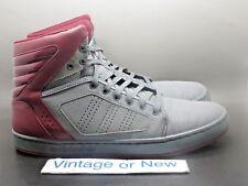 Men's Adidas Originals Adi High Ext Tech Grey Maroon G56626 sz 10.5