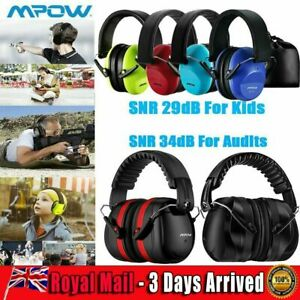 Kids Ear MPOW Muffs Defenders Festival Noise Reduction Protection for Boys Girls