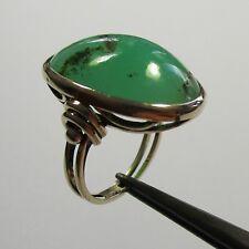 Art Deco Ring aus Gelbgold 585 mit Chrysopas - 158-2614/144