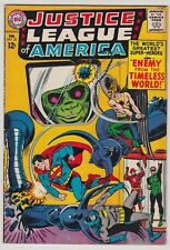 Justice League Of America #33 Very Good/Fine Condition