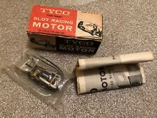 VTG NOS TYCO Slot Car Racing Inline Motor w Box & Instructions SEALED 1/24 1/32
