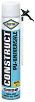 bostik schiuma poliuretanica universale ml 750 isolante fissaggio sigillante