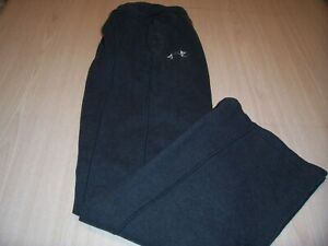 UNDER ARMOUR STORM LOOSE FIT GRAY SWEATPANTS MENS MEDIUM GOOD CONDITION