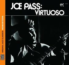 Joe Pass - Virtuoso [New CD] 24 Bit Remastered