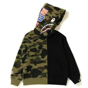 2020 Kids Boy Girl Camo Shark WGM Long Sleeve Sweatshirts Hoodies