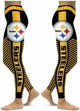 Pittsburgh Small to 2X-Large Women's Leggings New