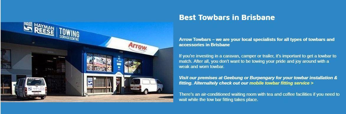ARROW-TOWBARS