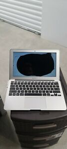 Apple MacBook Air A1370 11.6 inch Laptop Cracked Screen