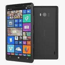 Nokia Lumia 930 Black 32GB Unlocked Windows Smartphone Mint Condition