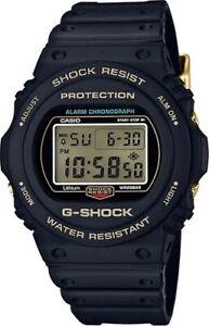 Casio G-Shock *DW5735D-1B Limited Edition 35th Anniv Black Digital Watch