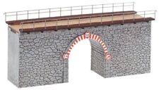 Faller 120498 - modellismo ferroviario Ponte in Pietra (d0v)
