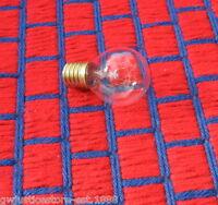 """LAVA LAMP light BULB 25 watt S type 25w Intermediate E17 base S11 for 14"""" & 20"""""""