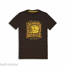 Ducati Scrambler Hippie Dippy T-Shirt Short Sleeve T-Shirt Black New 2016