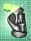 """Tagua PD1R-020 RH Leather Rotating Thumb Break Paddle Holster Ruger 2"""" LCR"""