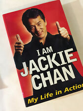 JACKIE CHAN 'I Am Jackie Chan, My Life In Action' 1998 Paperback Book