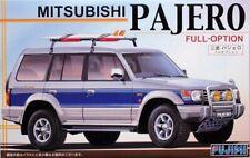 Fujimi 1/24 Mitsubishi Pajero Full-Option SUV Plastic Model Kit 37974