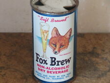 FOX. BREW.   REAL BEAUTY. COLORFUL INSIDE. FLAT TOP