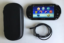 Sony PlayStation PS Vita (PCH-2003 Slim model). SCREEN IN EXCELLENT CONDITION.