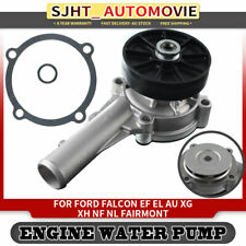 Water Pump for Ford Falcon Fairlane Fairmont AU NF NL BA EF EL XG XH With Pulley