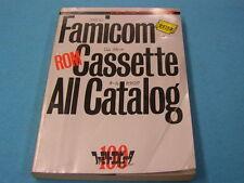 FAMICOM ROM CASSETTE ALL CATALOG 619 Titles