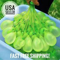 Water Balloons Self-Sealing 4 Packs (444 Total) Bunch O Quick-Fill Style