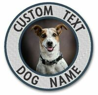 Custom Photo, printed patch, personalised photo embroidery patch