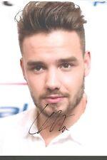 One Direction Liam Payne signed autograph UACC AFTAL online COA