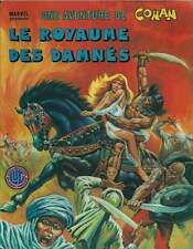 BUSCEMA . CONAN N°5 . LE ROYAUME DES DAMNÉS . LUG . 1977 .
