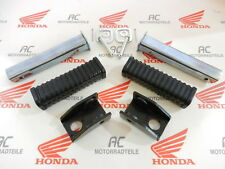 Honda CB 500 Four K0 K1 K2 Pegs Rear Complete New Rear Footstep Set