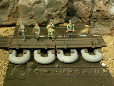 Dragon 1:35 WWII Custom Built WWII Pontoon Bridge Set