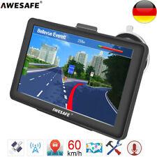"""Awesafe 7"""" Zoll GPS Navi Navigation für Auto LKW PKW Navigationsgerät 8GB+256MB"""