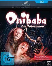 Onibaba - Die Töterinnen (DDR + BRD Fassung, UNCUT) Blu-ray Disc NEU + OVP!