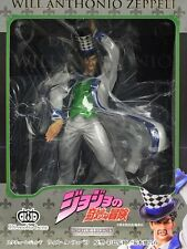 New Di Molto Bene Statue Legend JoJo's Bizarre Part 1 55 Will A Zeppeli Painted