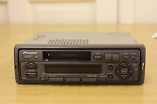 GENUINE PIONEER 1999 CAR RADIO KEH-1800 WITH CASSETTE AND REMOVABLE FASCIA