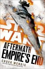 Star Wars: Empire's End: Aftermath by Chuck Wendig 2017 ** FREE SHIPPING**