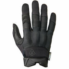 First Tactical Hard Knuckle Police Security Army Combat Touchscreen Gloves Black