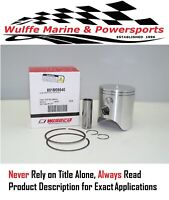Top End Kit Yamaha YZ125 /'05-19 Wiseco 845M05400 54mm Piston replaces PK1571