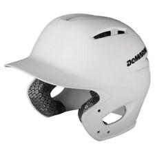 DeMarini White Paradox Matte Batting Helmet S/M