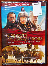 Kingdom Of Conquerors DVD + Digital ULTRAVIOLET SEALED NEW MOVIE SEE OUR STORE