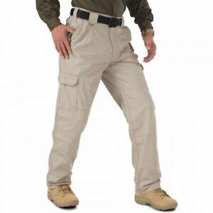 5.11 Tactical Pant 36 (Waist)x30 (Length), Khaki. 7 Pockets, FREE 2 Day Shipping