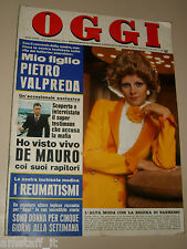 OGGI 1972/9=MILVA=VALPREDA PIETRO=MAURO DE MAURO=BOBBIE KIMBER=FRANCA FALDINI=