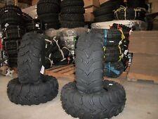 4 Tire SET 24X9-11 ITP 6 Ply Mud Lite New ATV Tires Honda TRX350