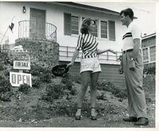 CORINNE CALVET 1949 VINTAGE PHOTO ORIGINAL #1